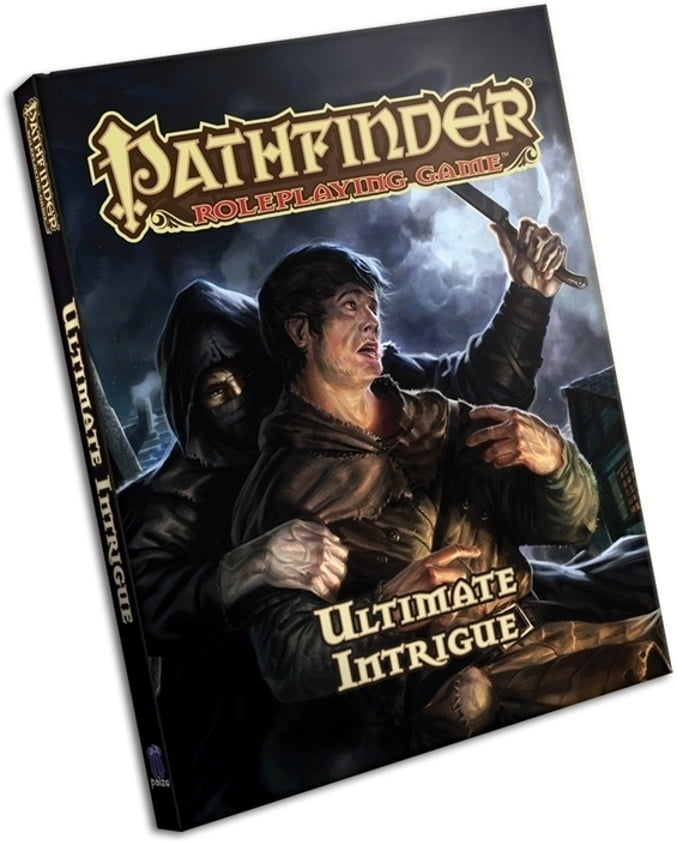 pathfinder ultimate intrigue core book